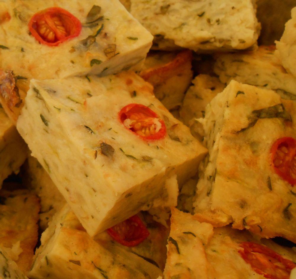 courgette slice