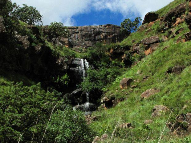 sani pass  waterfalls res.