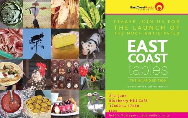 east coast tables invitation