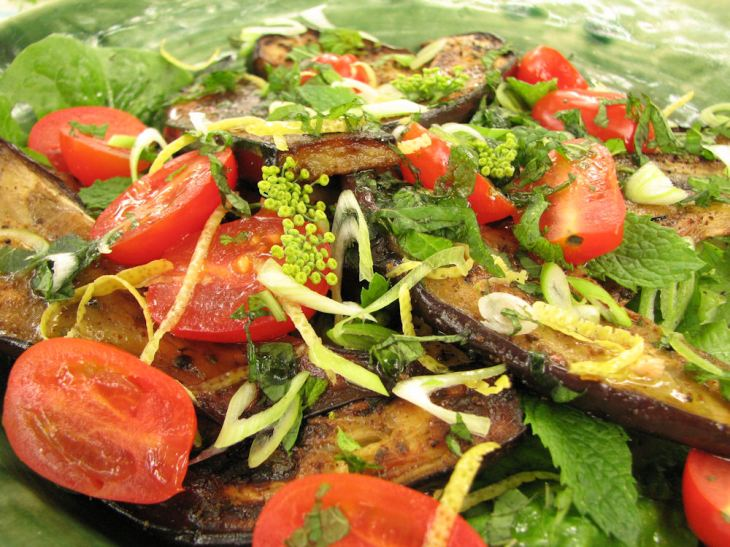 brinjal salad RES