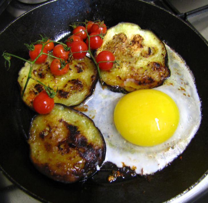 r brinjal and goose egg