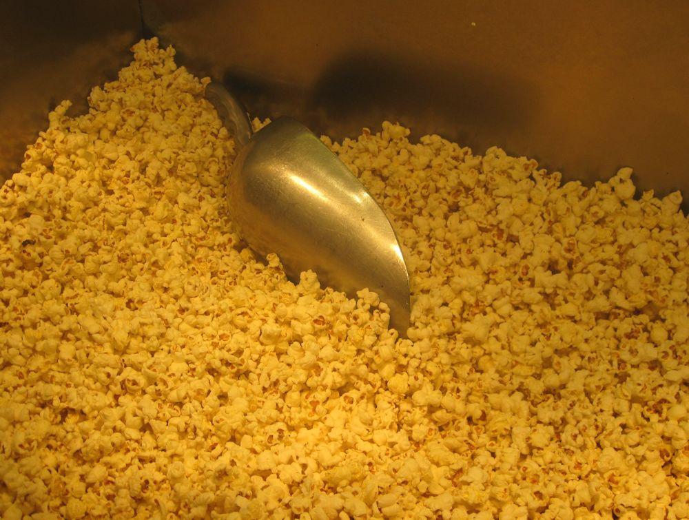 r popcorn