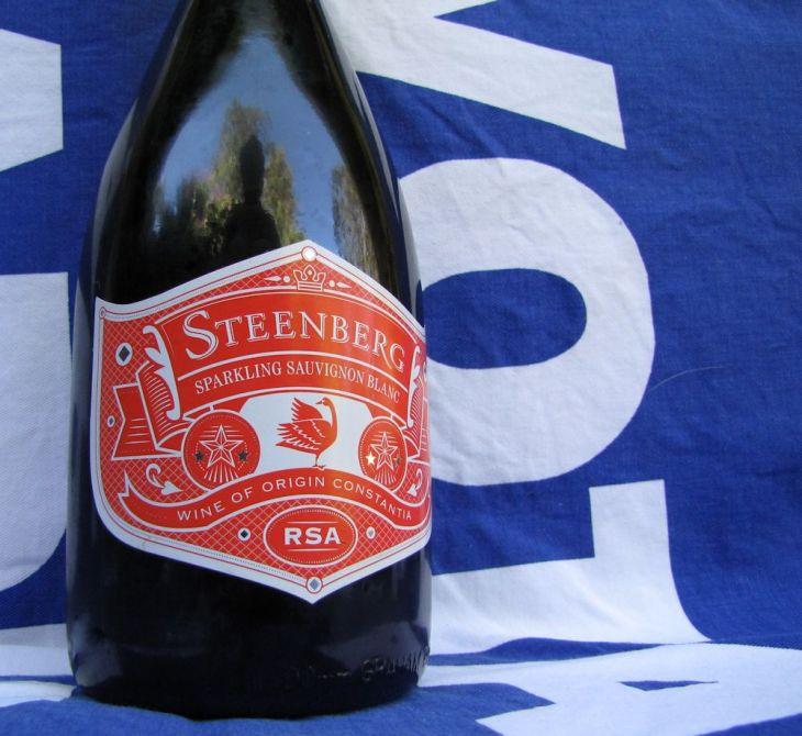 r steenberg spakling wine