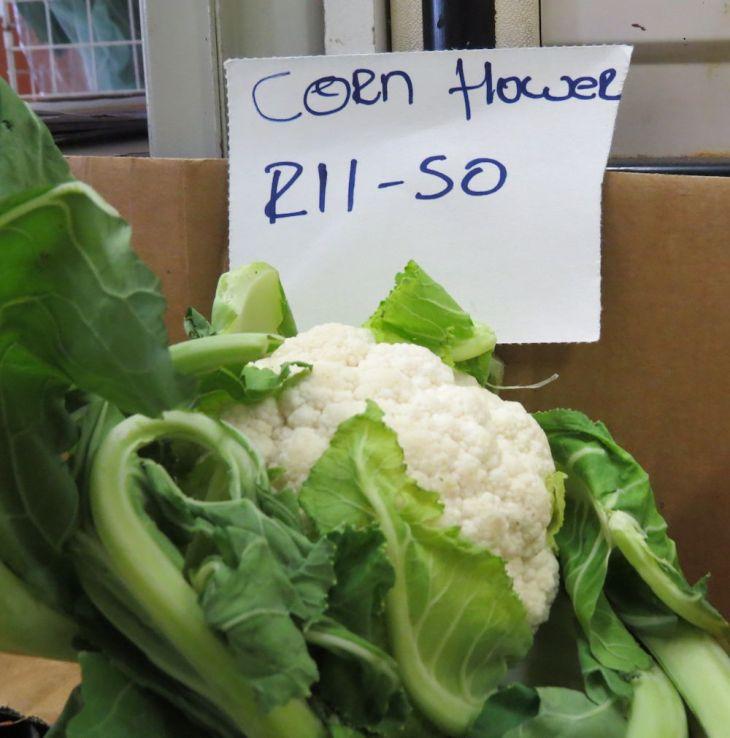 r cauliflower