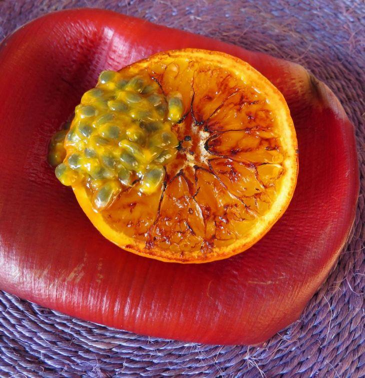 r grilled orange