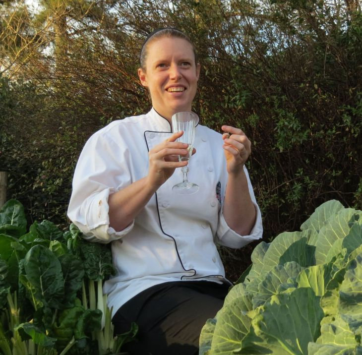 Jennifer Pretorius - farmers daughter