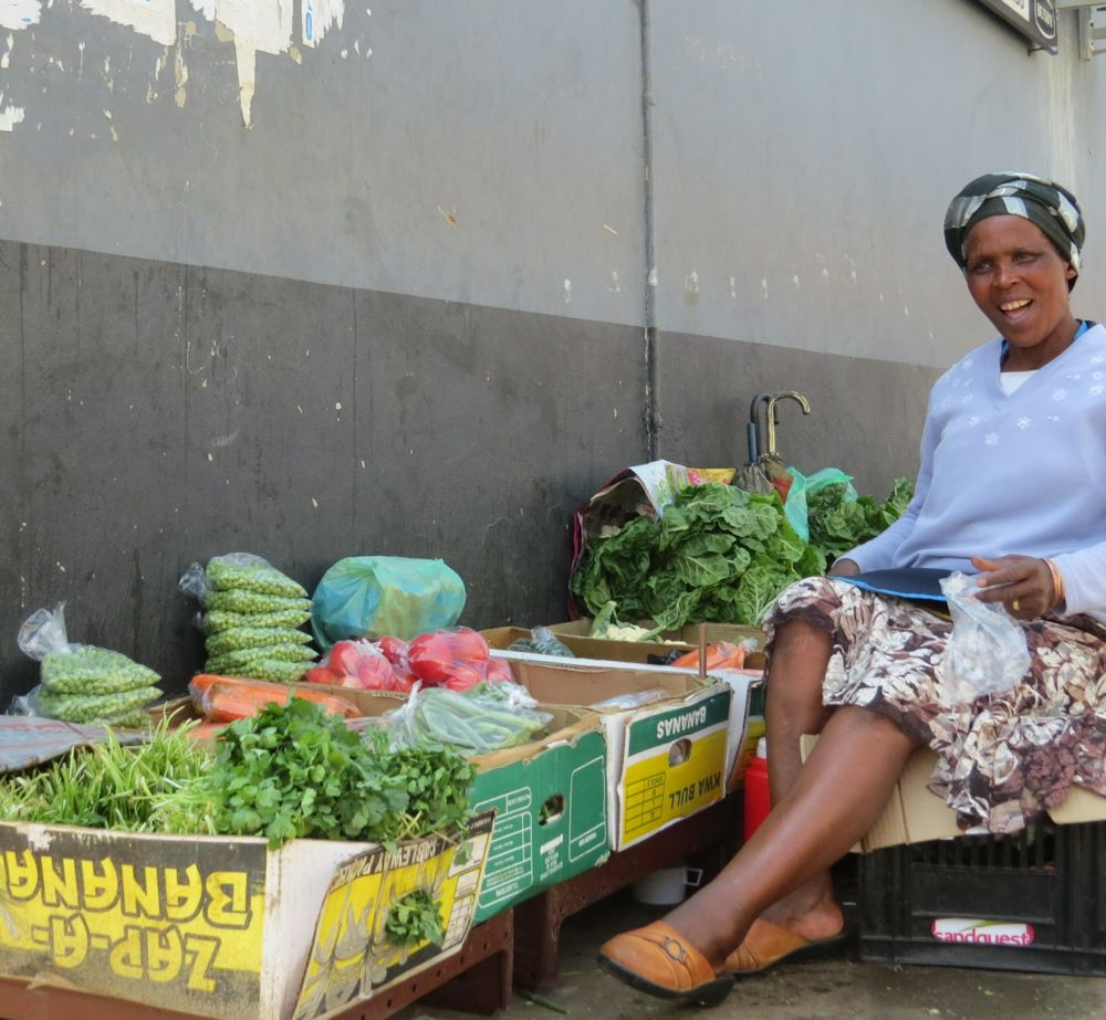 r vegetable vendor