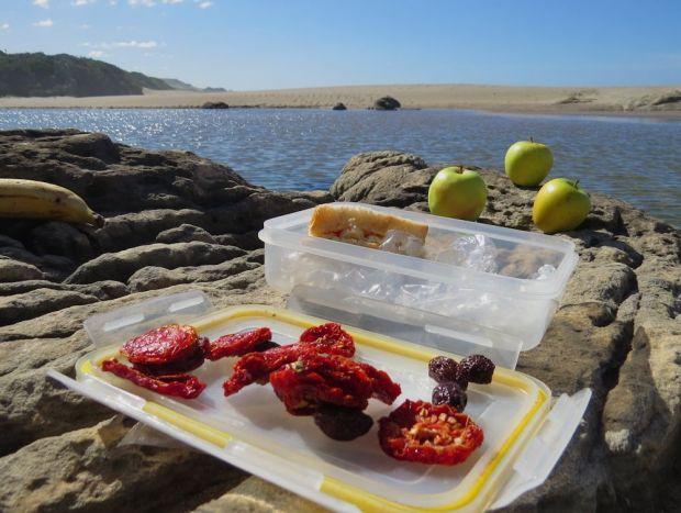 r picnic lunch