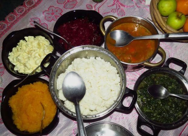 r supper in sigidi