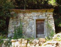 Cinque Terre old stone building