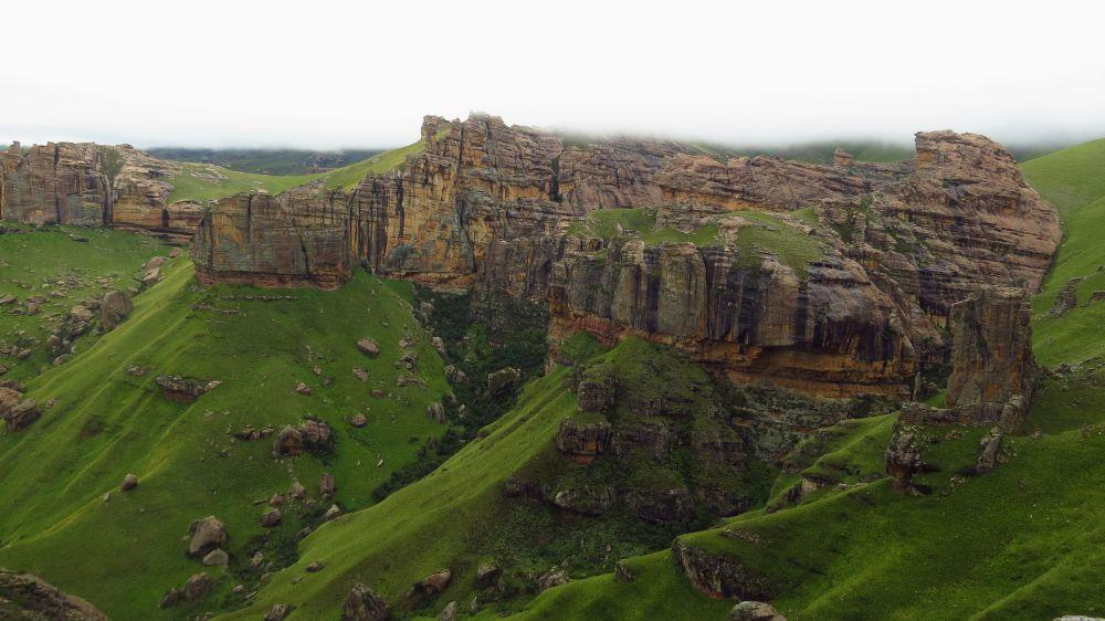 a gorge