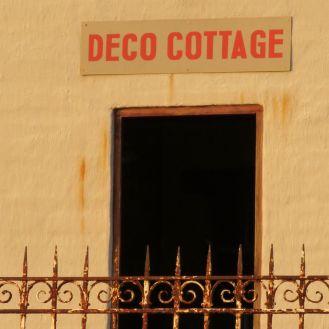 sq a deco cottage